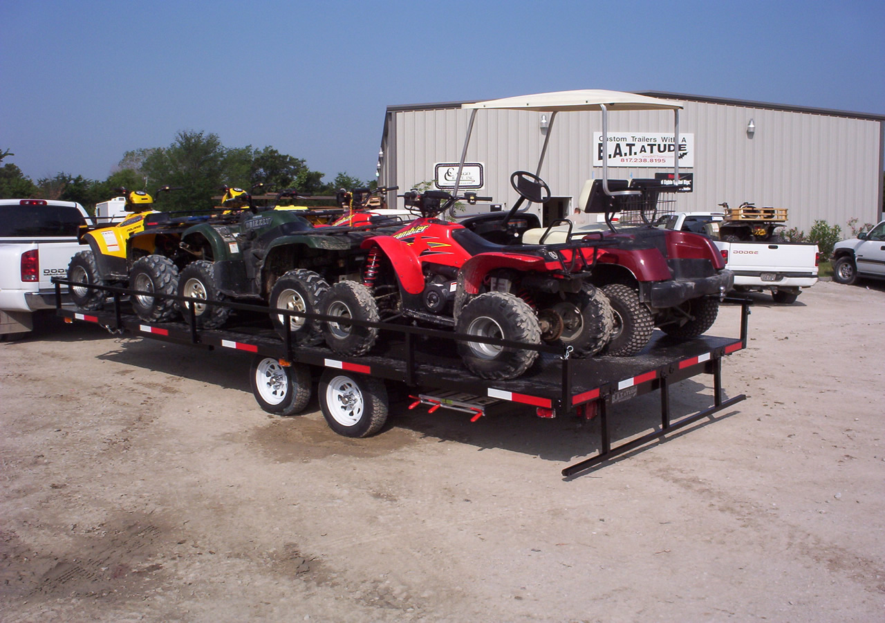 ATV Transport – Utah ATV Trails